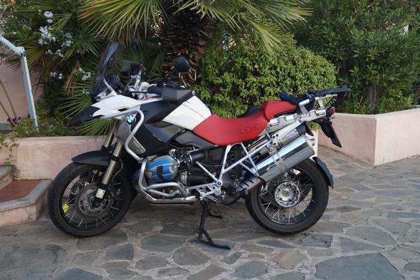 GS  - (BMW R1200GS, 30 Jahre GS)