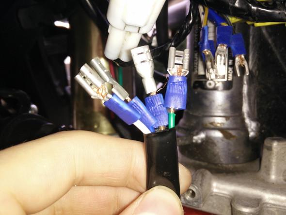 EXC Kabel - (Suzuki, Elektrik, Licht)