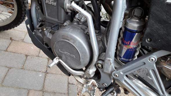 Bild 2 - (Optik, KTM 690 SMC, Aufbereitung)