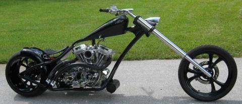 chopper Custom Made Unique - (verkauf, chopper, Motorradverkauf)