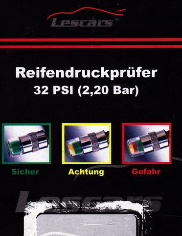 Reifendruckprüfer - (Luftdruckprüfer, Reifendruckprüfer)