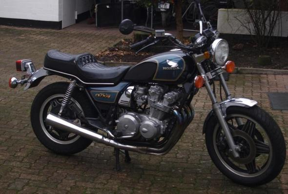 Honda CB 750 C (RC01) - (Motorrad, kein Strom mehr)