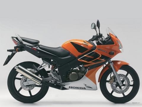 CBR 125 - (Motorrad, Umfrage, Honda)