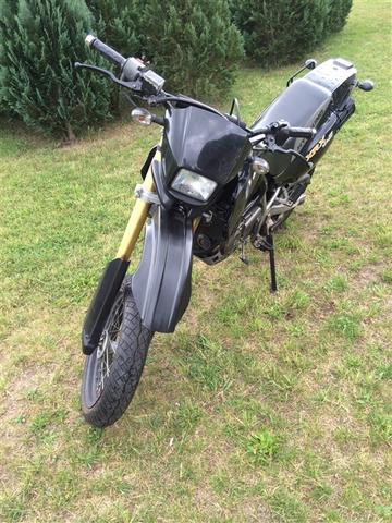 Von Vorne. - (Motorrad, Supermoto, Umbau)