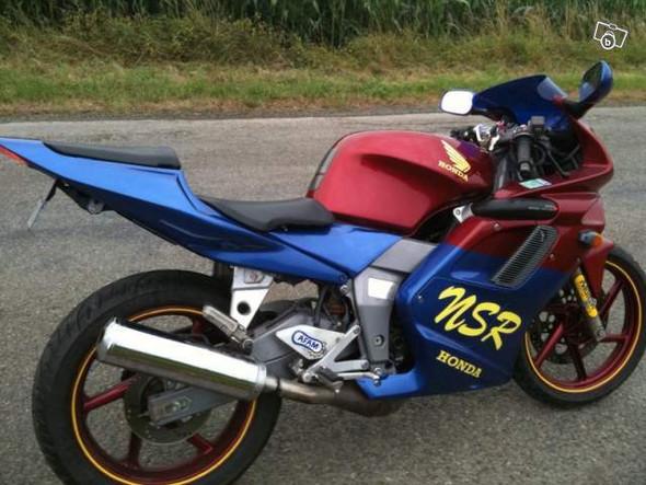 Ich suche einen bestimmten Heck aber ich weiß nicht zu welchem Motorrad es eigen - (Leichtkraftrad, Optisches Tuning)