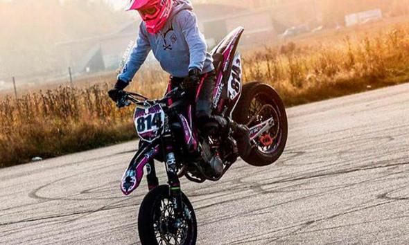 Motocross - (Motocross, Null Ahnung)