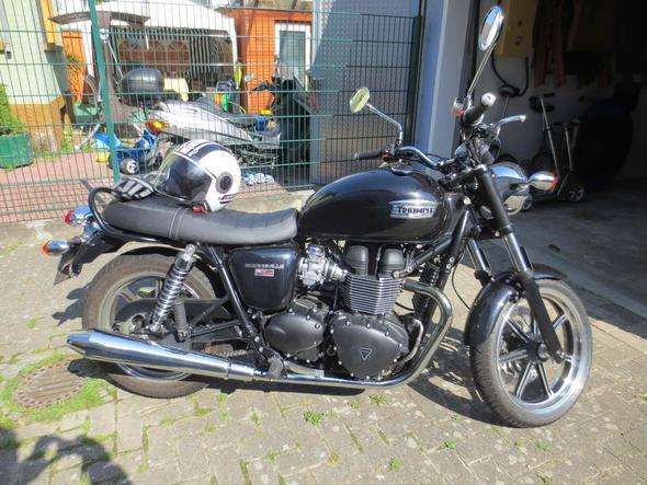 Bonville - (Motorrad, Erfahrungsberichte)