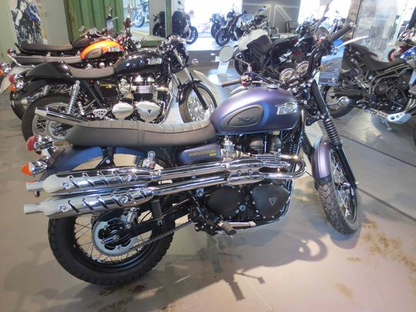 Scrambler - (Motorrad, Erfahrungsberichte)