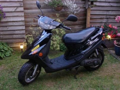 STINGER I-ONE - (Roller, Moped, 49ccm)