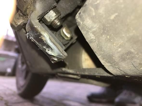 - (Motor, Elektronik, Schaden)