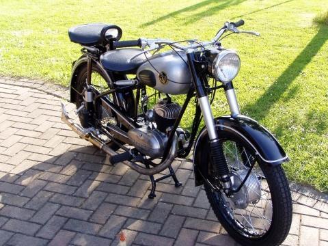 Sachs 150ccm - (Motor, Oldtimer, Sachs)