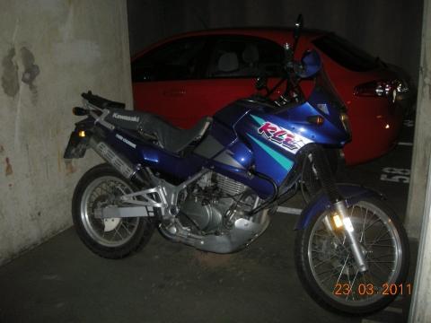 KLE 500A - (Motorrad, Kawasaki)