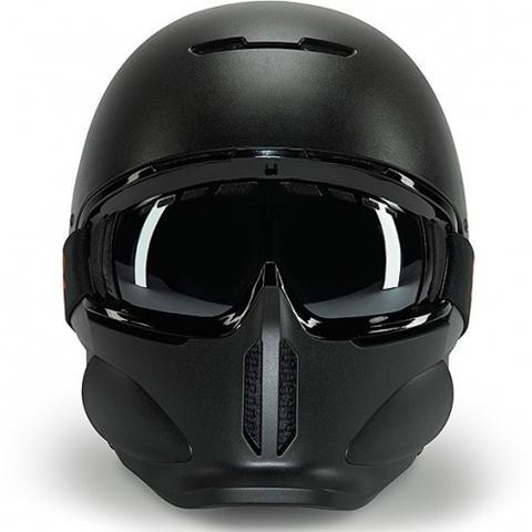Hier der Ruroc Helm - (Helm, Bekleidung)