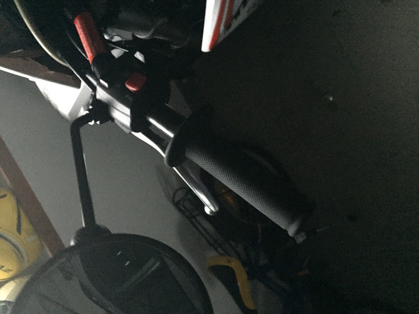 So siehts jetzt aus - (Unfall, Motorrad-Lenker)