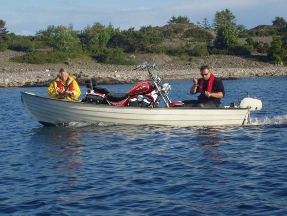 VS-Boot - (Wasserschaden, Unwetterschaden)
