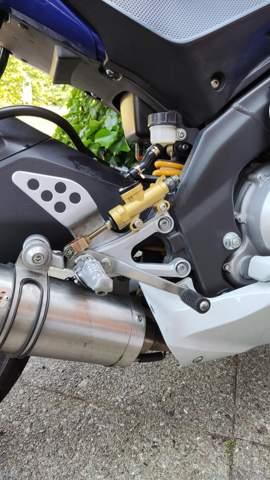 Muss eine Bremspumpe hinten eingetragen werden bzw eine ABE vorweisen?