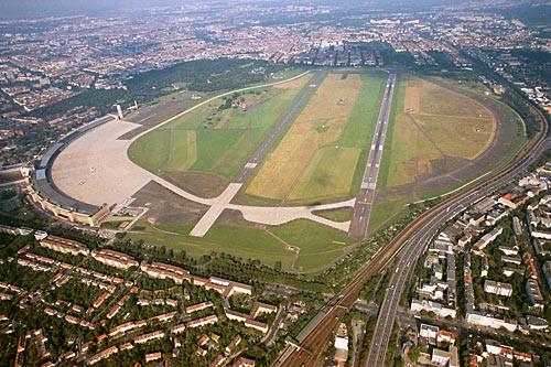 Tempelhof Cross2 - (Crossstrecke, Flug-Tempelhof)