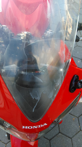 Windschild - (Honda, cbr, Windschild)