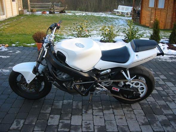 Perfektes Bike Zum Umbau Streetfigher Stuntbike Superbike