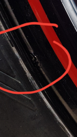 Macke  - (Felge Reifenwechsel beschädigt, Werkstatthaftung)