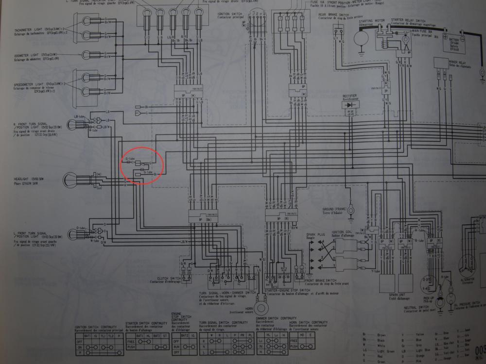 Wunderbar Honda Schaltplan Zeitgenössisch - Der Schaltplan ...