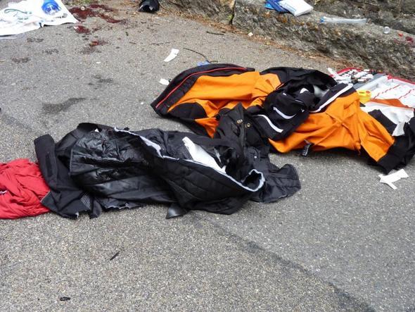 Schützen Textilanzüge bei Unfällen ausreichend?