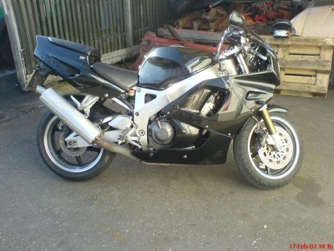 Bilduntertitel eingeben... - (Motorradwert, CBR 900RR SC28)