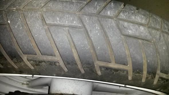 Bild: 2 - (Reifen, hauptuntersuchung, Abnutzung)
