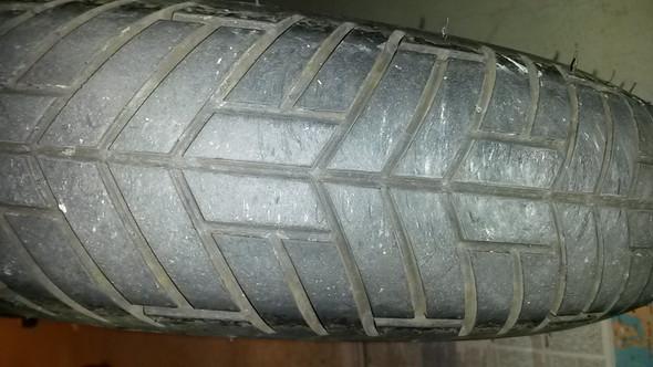Bild: 3 - (Reifen, Abnutzung, hauptuntersuchung)