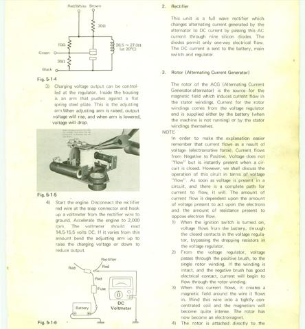 Service Handbuch2 - (Oldtimer, Zweitakter, Lichtmaschine)
