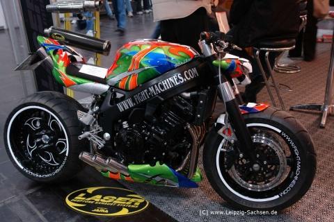 Bilduntertitel eingeben... - (Motorrad, Umbau, Streetfighter)