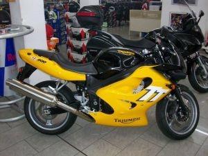 - (Triumph, Gebrauchtkauf, Triumph TT600)