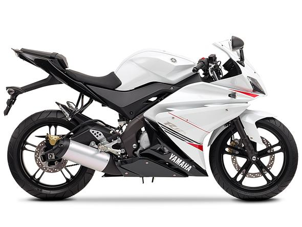 Yamaha Weiß - (Motorrad, Yamaha, Kosten)