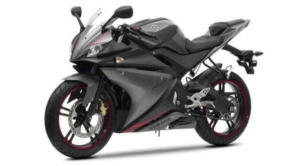 Yamaha Schwarz - (Motorrad, Yamaha, Kosten)