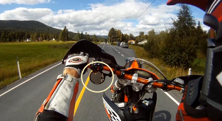 Von wo bekomme ich spiegel die unter dem lenker h ngen for Spiegel unten motorrad