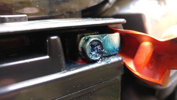 Kontakt2 - (Batterie, Wartung, Batteriepole)