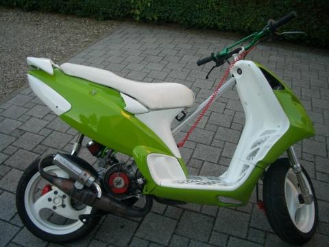 Also das is meiner^^ - (Roller, Scooter)