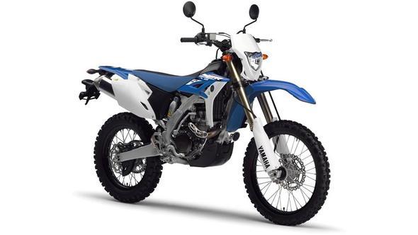 Yamaha WR450F Bild 1 - (Yamaha, Höchstgeschwindigkeit, Yamaha WR450F)