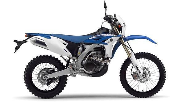 Yamaha WR450F Bild 2 - (Yamaha, Höchstgeschwindigkeit, Yamaha WR450F)
