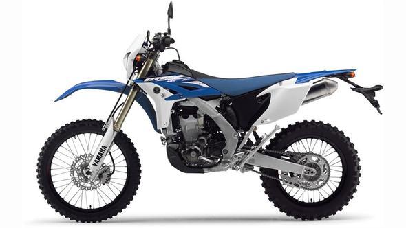 Yamaha WR450F Bild 3 - (Yamaha, Höchstgeschwindigkeit, Yamaha WR450F)