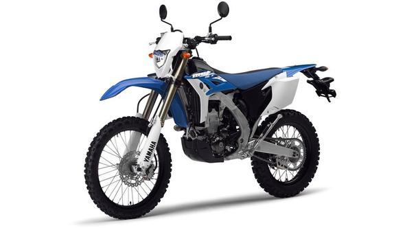 Yamaha WR450F Bild 4 - (Yamaha, Höchstgeschwindigkeit, Yamaha WR450F)