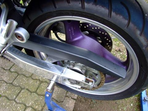 hinterer Reifen - (Suzuki)