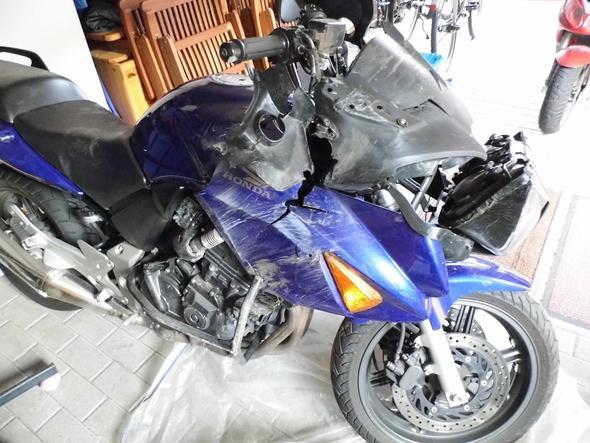 04 - (Honda, Unfall, verkauf)