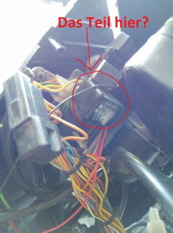 Wo muss dieses Blinkerrelais genau hin (KTM LC4 640)?