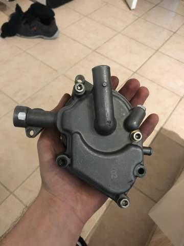 YZFR125 Wasserpumpe?